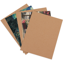 "11 x 17"" 22 pt. Chipboard Pad 480/case"