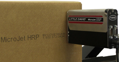 "Little David Microjet HRP 1/2"" Printer"